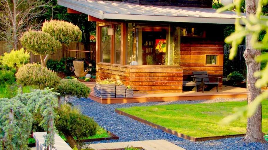 Family Remembers Beloved Daughter with Backyard Zen Garden ... on Zen Garden Backyard Ideas id=76253