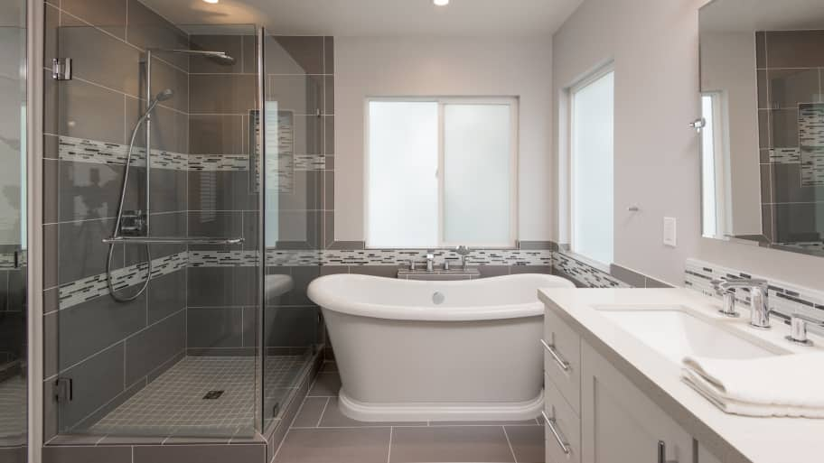 How Much Does Bathroom Tile Installation Cost?