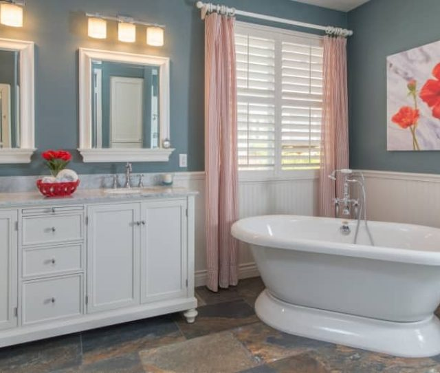 How High Should You Wainscot A Bathroom Wall