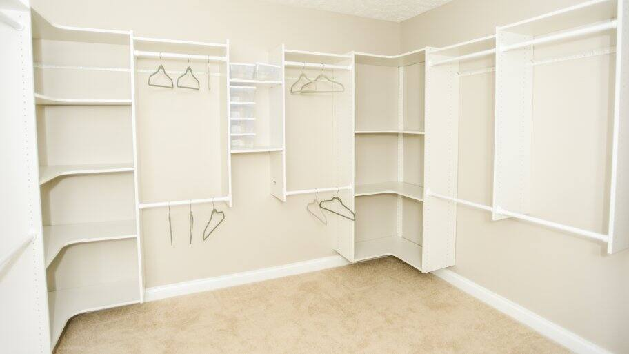 Choosing The Best Paint Color For Your Closet Angie39s List