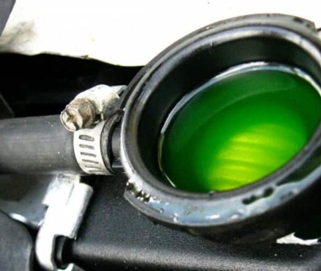 Green Or Orange Liquid Leaking From Your Car May Be A Coolant Leak Photo Courtesy Of Evelyn Giggles