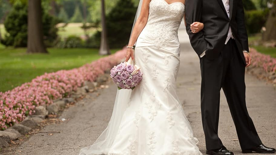 What Does It Cost To Rent A Wedding Dress?