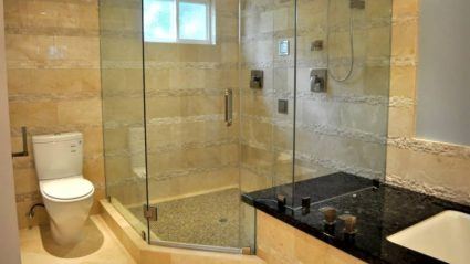 Image result for clean shower doors
