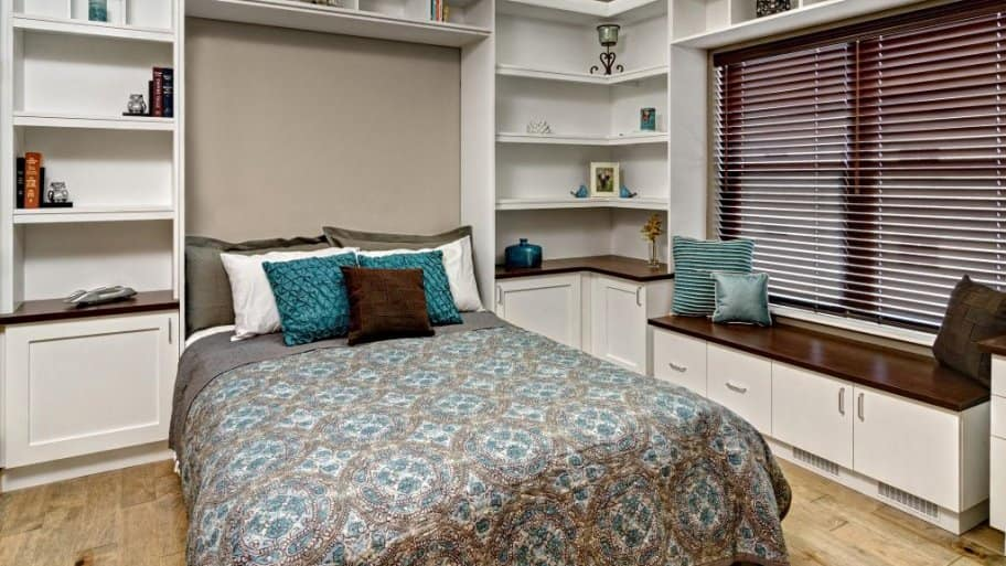 3 reasons to install a murphy bed
