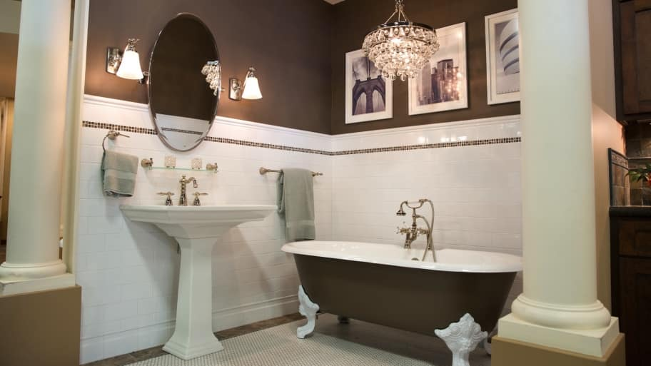 is bathroom remodeling a diy project? | angie's list