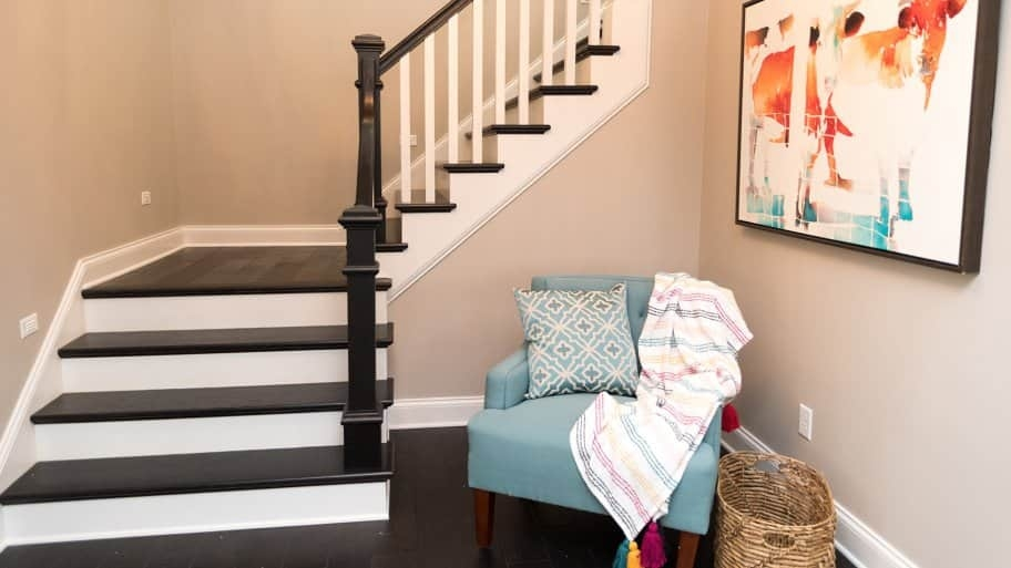 How Much Does Building Stairs And Railings Cost Angie S List | Cost To Replace Basement Stairs | Hardwood | Stringer | Spiral Staircase | Stair Railing | Bulkhead