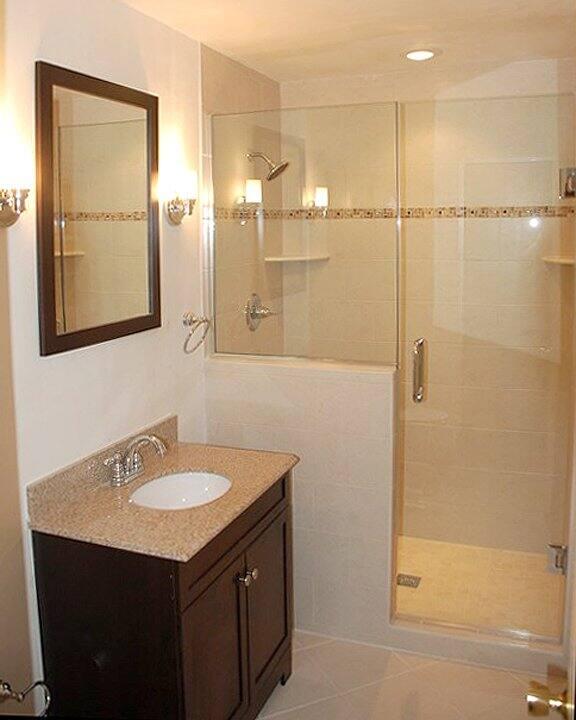 Small Bathroom Remodel Ideas Photo Gallery | Angie's List on Small Bathroom Remodel Ideas  id=22855
