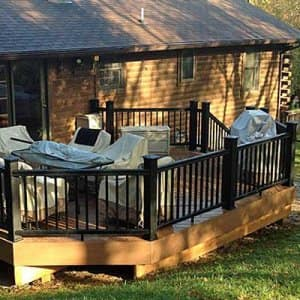 What are the Challenges of Landscaping a Lakefront Home ... on Lakefront Patio Ideas id=81595