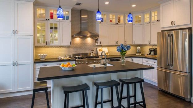 create more kitchen cabinet storage space | angie's list