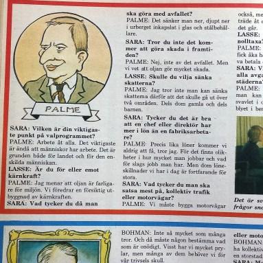Olof Palme (s)