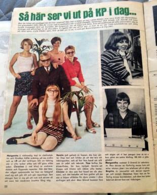 Redaktionen 1967