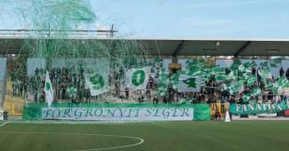 VSK Fotboll - Sollentuna FF, VSK Tifo leverar