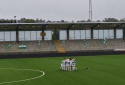 VSK klunga före match