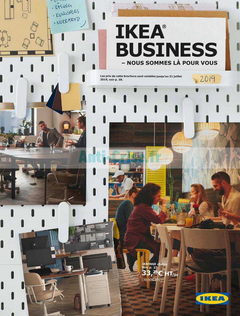 Catalogue Ikea Du 26 Septembre 2018 Au 31 Juillet 2019