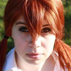 Quinn Quintana: Anime Schoolgirl
