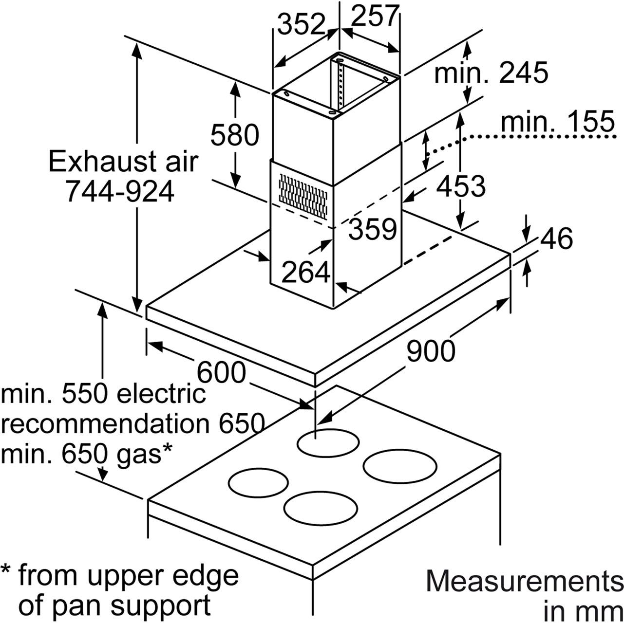 Neff Cooker Hood Wiring Diagram