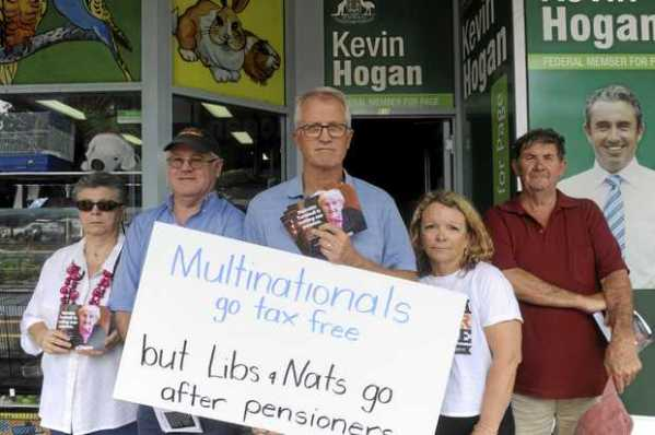 Pensioners seeking answers over pension test | Byron Shire ...