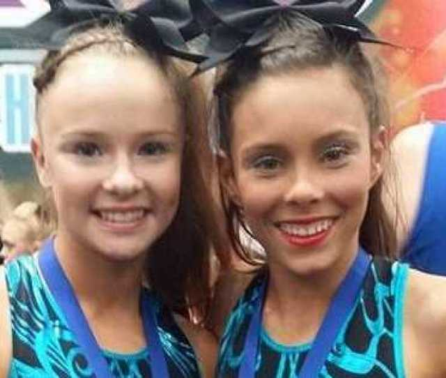 Coolum High Students Win World Cup State Titles Indi Bryant And Ebony Shortall Photo Contributed
