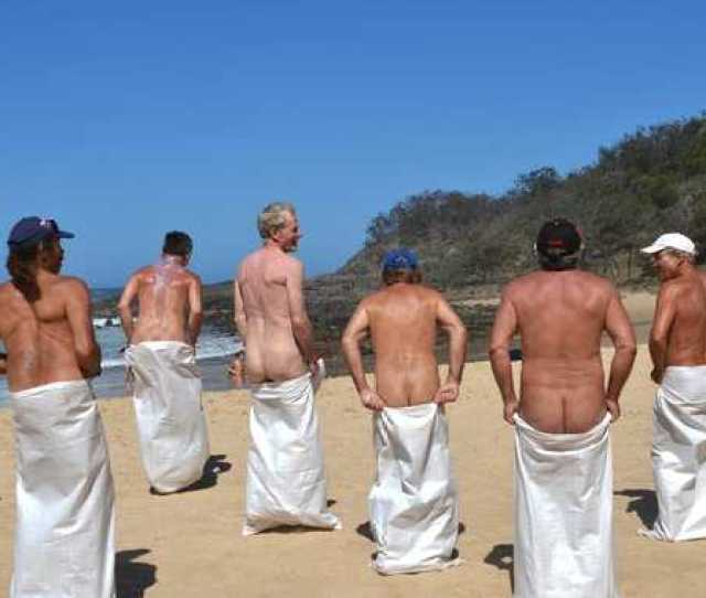 We Say Butt Out And Let The Nudists Be Free