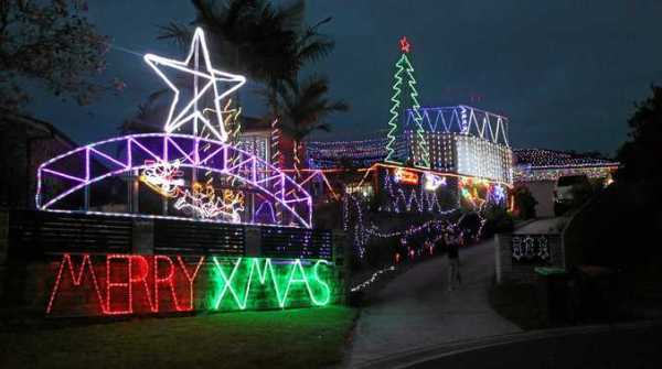 Coffs Christmas lights trail | Coffs Coast Advocate