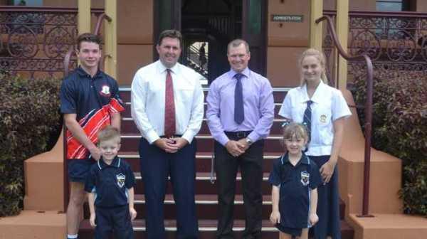 Maryborough school welcomes new principal   Fraser Coast ...
