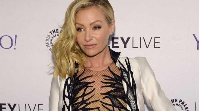 Portia De Rossi: Steven Seagal 'unzipped Pants' In
