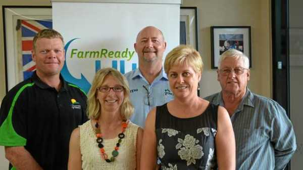 Service preparing farm-ready workers for the Lockyer ...