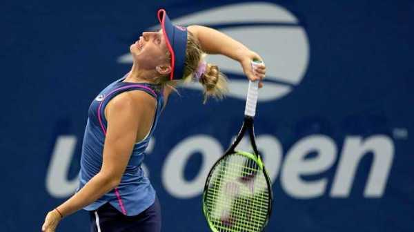 Gavrilova makes statement with 6-0 6-0 US Open win ...