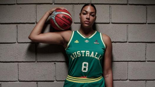 Liz Cambage: 'I couldn't stop crying' | Coffs Coast Advocate