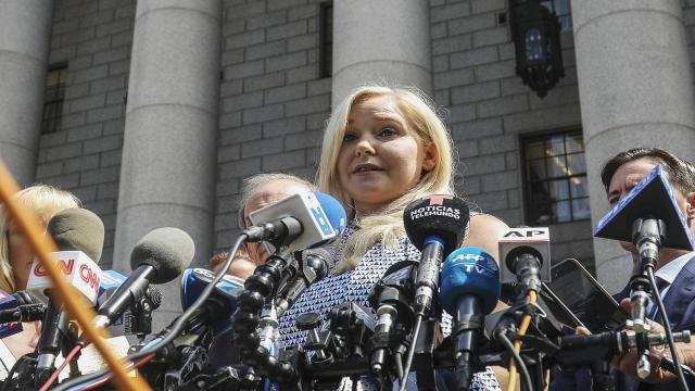 FBI twist gives hope to Epstein's Aussie 'sex slave' | Queensland Times