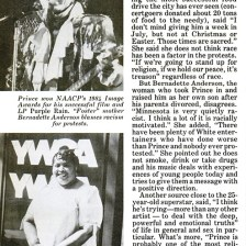 Prince - What's Behind Protest Of Prince In His Hometown - Jet 01/21/1985 - Page 3 (prince.org)