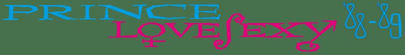 Lovesexy Tour (princevault.com)