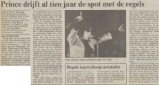 Prince - Lovesexy Tour - NRC 18-08-1988 (apoplife.nl)