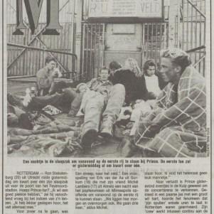 Prince - Lovesexy Tour - Het Vrije Volk 17-08-1988 (apoplife.nl)
