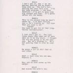Purple Rain - Movie draft (pagina ..) (icollector.com)