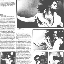 Prince - Nude Tour - Londen recensie Sounds 30-06-1990 (facebook.com)