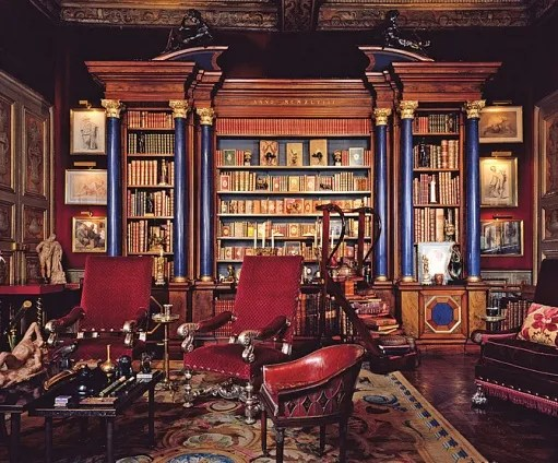 Libraries Architectural Digest