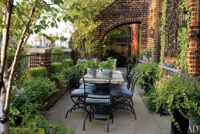 Patio And Outdoor Space Design Ideas Architectural Digest