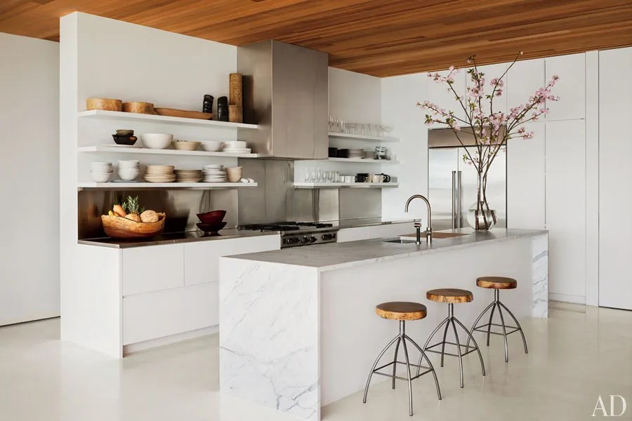 Kitchen Renovation Guide   Kitchen Design Ideas   Architectural Digest 30 White Kitchen Design Ideas