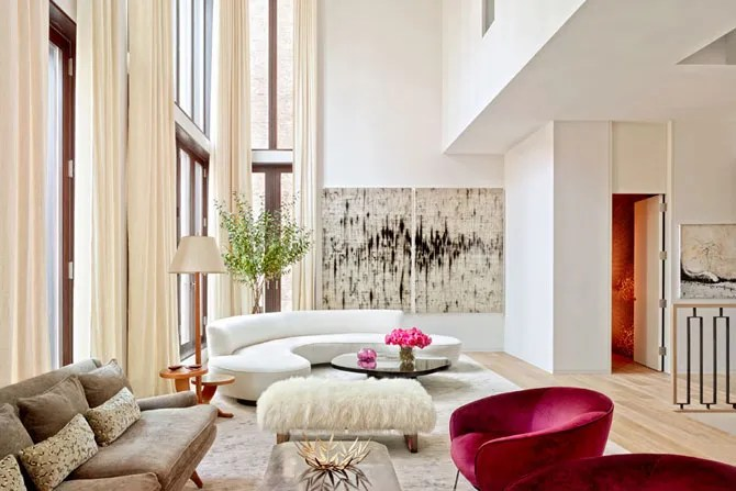 Inside Decorator Laura Santos's Sprawling Five-Story