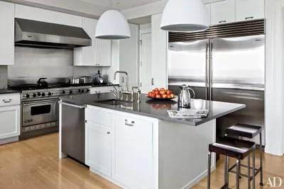 35 Sleek & Inspiring Contemporary Kitchen Design Ideas ... on Images Of Modern Kitchens  id=25550