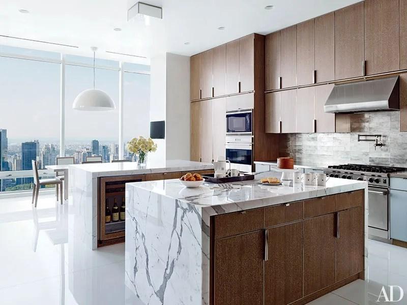 Contemporary Kitchen Design Ideas | Architectural Digest on Modern Kitchen Design Ideas  id=58734