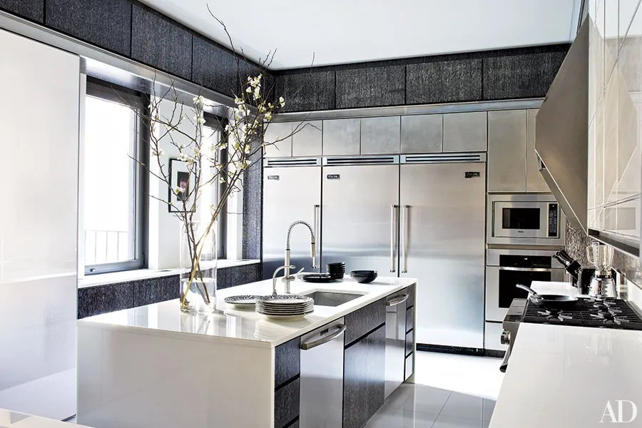 30 Contemporary Kitchen Ideas and Inspiration Photos ... on Images Of Modern Kitchens  id=21157