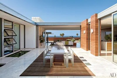 12 California Homes Designed for Indoor-Outdoor Living ... on Ab And Outdoor Living  id=80017