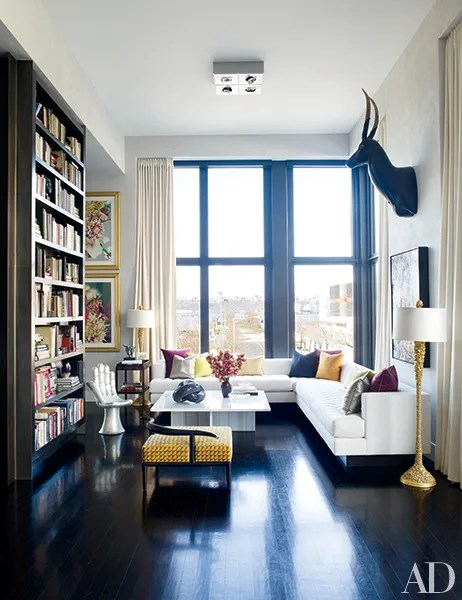 25 Light Flooded Rooms With Floor To Ceiling Windows Architectural Digest