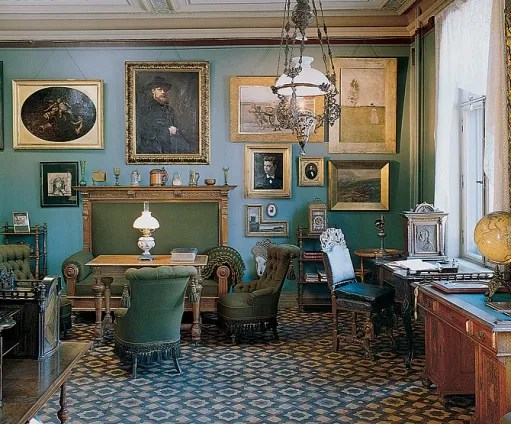 Writers At Home Photos Architectural Digest