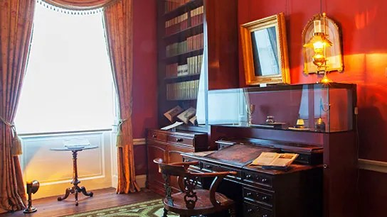 London S Charles Dickens Museum Has Purchased The Writer S
