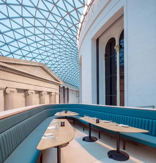 London Design Firm Softroom Renovates The British Museums