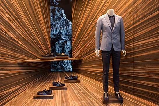 Prada Unveils A New Window Display Concept By Martino