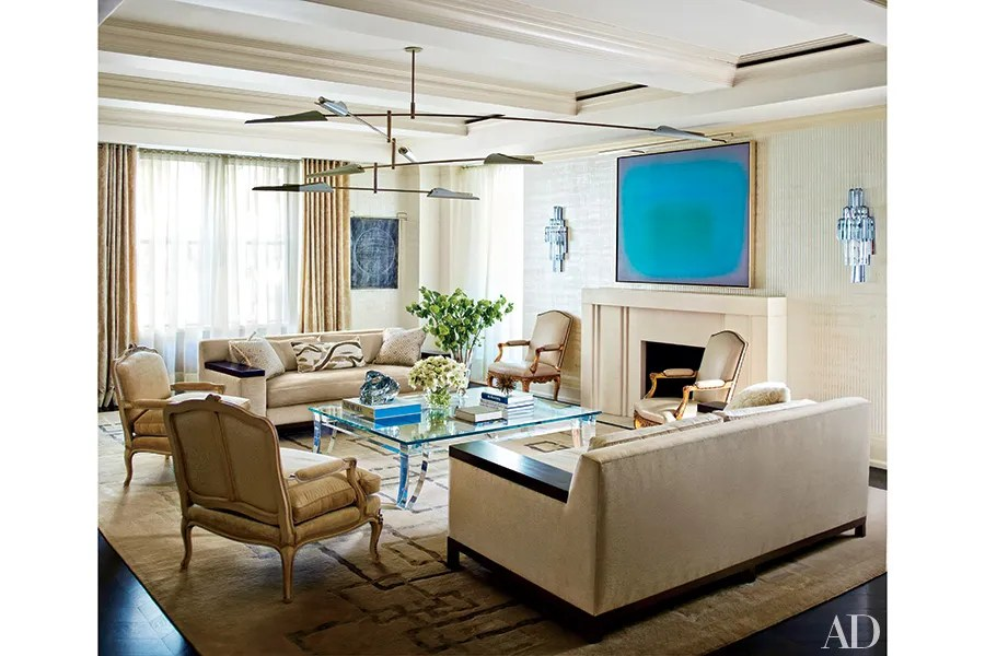 9 Best Living Room Lighting Ideas | Architectural Digest on Best Sconces For Living Rooms Near Me id=17973